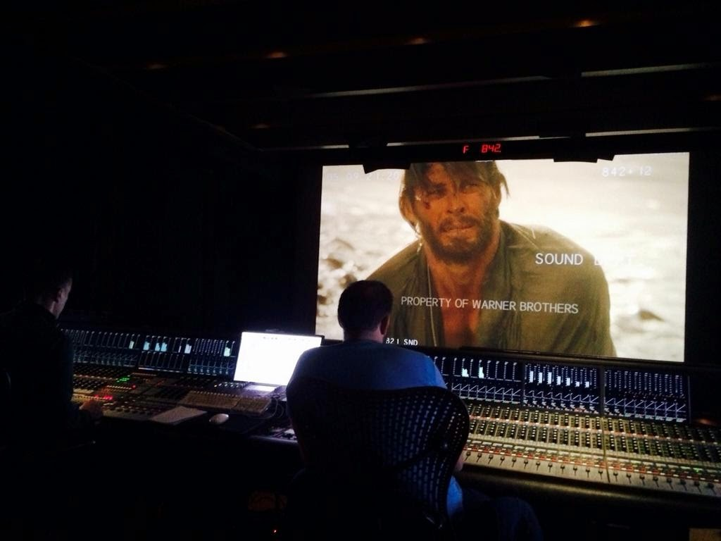 In the Heart of the Sea Movie - Chris Hemsworth (1)