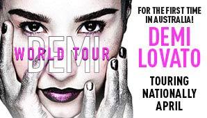 Demi Lovato Australia