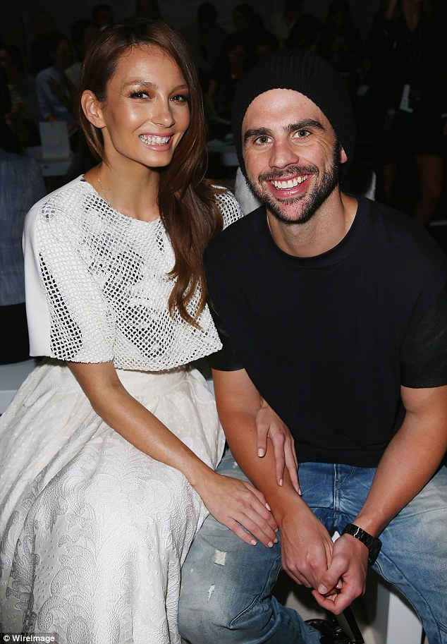 Ricki-Lee Coulter gets married in paris france