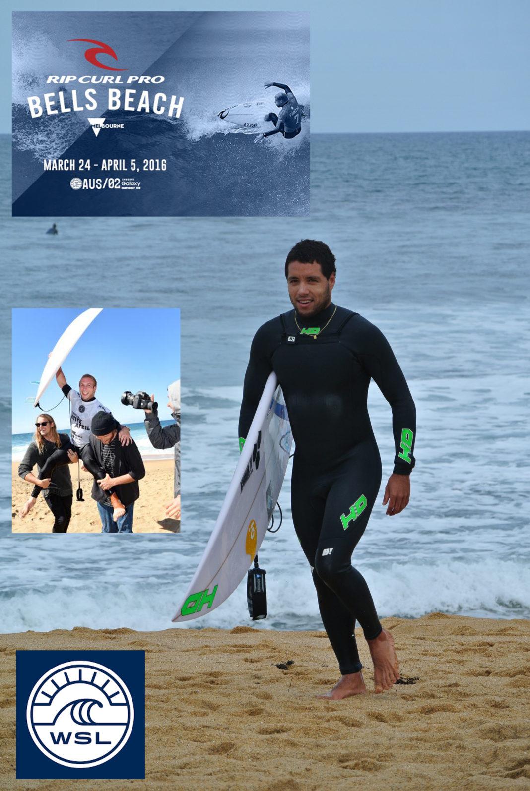 WSL World Surfing League