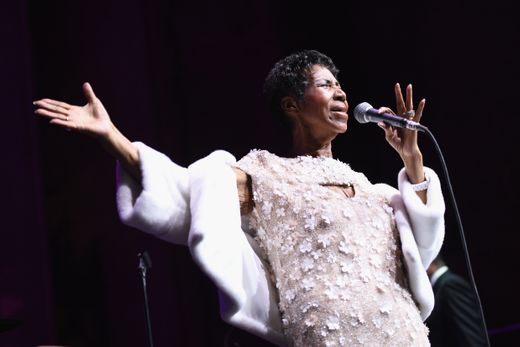 Aretha Franklin Death Celebrity News