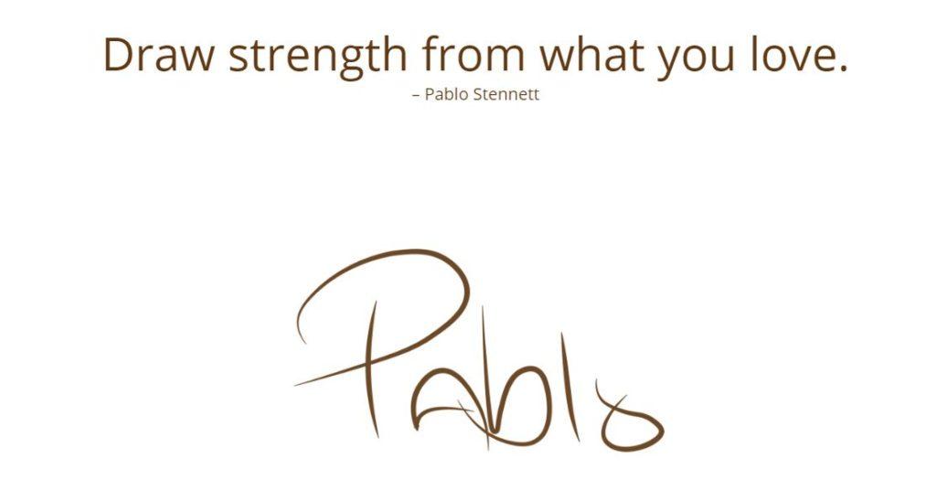 Pablo Stennett Quote Celebrity News