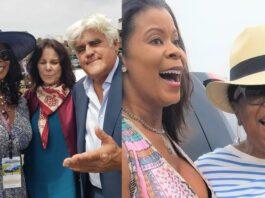 Prancing Ponies Oprah Winfrey Jay Leno